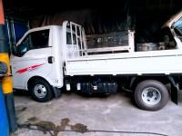 Xe tải jac x5 990kg thùng lửng máy xăng