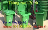 Xả kho thùng rác 120 lít giá rẻ nhất thị trường!