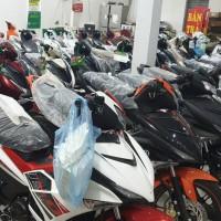Xe máy nhập khẩu thanh lý giá rẻ uy tín chất lượng