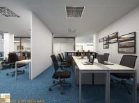 ý nghĩa của việc thiết kế văn phòng làm việc theo phong cách mở