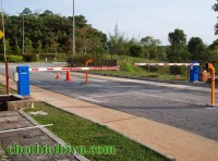 Barrier thanh chắn giao thông giá sỉ trọn gói