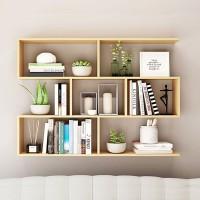 Cách trang trí kệ sách đẹp đơn giản cho không gian