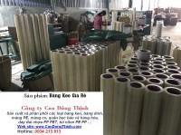 Công ty cao đông thịnh sản xuất băng keo, màng pe, túi nilon, dây đai nhựa