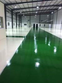 Cung cấp và thi công sơn epoxy chất lượng cao tại kon tum