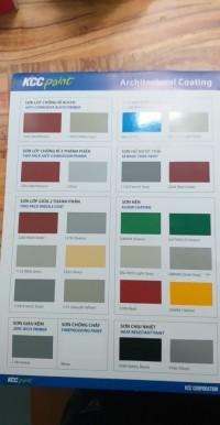 đại lý phân phối sơn epoxy tại huế