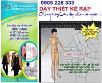 Học thiết kế thời trang 261 tân sơn-p15-tân bình-tphcm