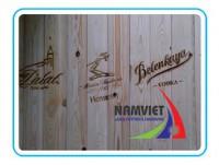Khắc gỗ, khắc laser trên gỗ, khắc laser gỗ giá rẻ !!!
