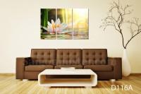 Mua tranh treo tường hoa lan vàng