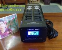 ổ cắm lọc điện cao cấp weiduka ac8.8- loa siêu trép cóc gắn thêm cho giàn audio