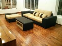 Sàn ván gỗ keo tràm chất lượng cao