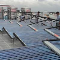 Sửa chữa máy nước nóng năng lượng mặt trời ở tại quận 6