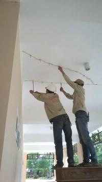 Thi công sơn epoxy sơn chống thấm công trình tại gia lai