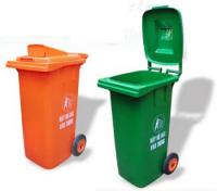 Thùng rác nhựa đủ kích thước , nhiều màu sắc.
