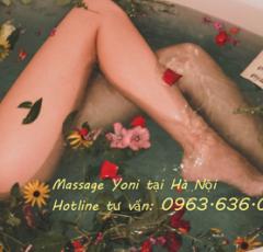Trải Nghiệm Massage Yoni uy tín tại Hà Nội