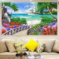 Tranh canvas treo tường giá rẻ