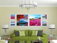 Tranh treo tường canvas hcm