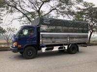 xe tải 8 tấn hyundai mighty 2017.